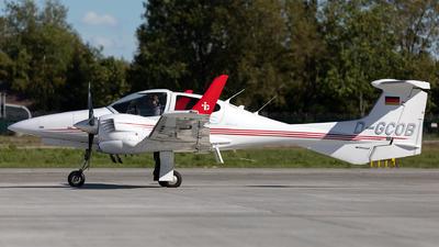 D-GCOB - Diamond DA-42 Twin Star - Private