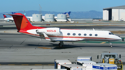 N925JS - Gulfstream G-IV(SP) - Private