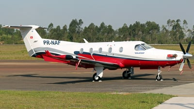 PR-NAF - Pilatus PC-12/45 - Private