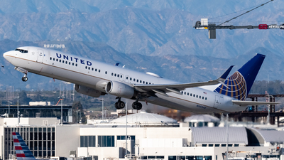 A picture of N45440 - Boeing 737924(ER) - United Airlines - © Ricky Teteris