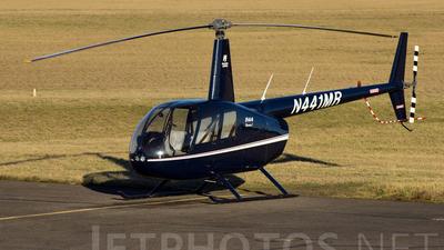 N441MR - Robinson R44 Raven - Hillsboro Aviation