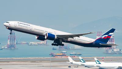 VP-BGC - Boeing 777-3M0ER - Aeroflot