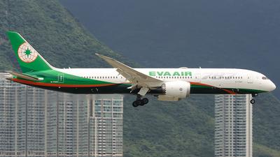 B-17885 - Boeing 787-9 Dreamliner - Eva Air