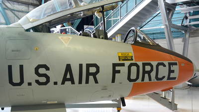 55-4293 - Martin EB-57E Canberra - United States - US Air Force (USAF)