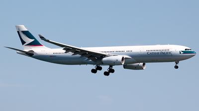 B-LBJ - Airbus A330-343 - Cathay Pacific Airways