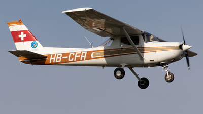 HB-CFA - Reims-Cessna F152 II - Flugsportgruppe Zürcher Oberland