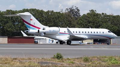 HB-JRJ - Bombardier BD-700-1A11 Global 5500 - ExecuJet Aviation