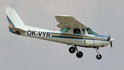 OK-VYR - Reims-Cessna F152 - Flying Academy