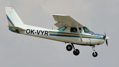 A picture of OKVYR - Cessna F152 - [F1521893] - © Robert Kolek - lojza