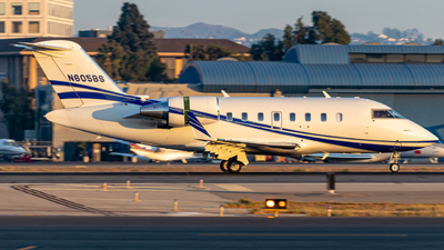 N605BS - Bombardier CL-600-2B16 Challenger 605 - Private