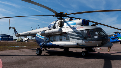 RA-24181 - Mil Mi-8PS Hip - Sparc Avia