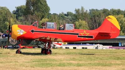 RA-3085K - Yakovlev Yak-52 - Yakkes Foundation