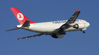 TC-JCZ - Airbus A310-304(F) - Turkish Airlines Cargo