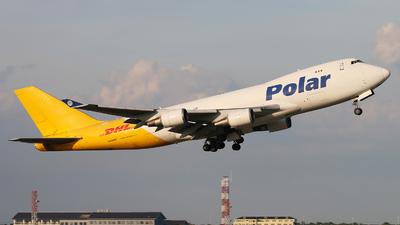 N416MC - Boeing 747-47UF(SCD) - Polar Air Cargo