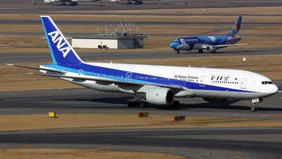 JA8199 - Boeing 777-281 - All Nippon Airways (ANA)