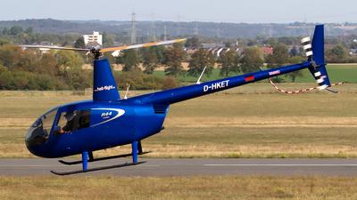 A picture of DHKET - Robinson R44 - [30052] - © Andreas van den Berg