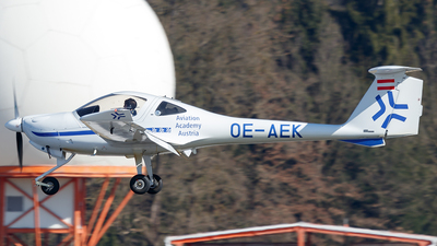OE-AEK - Diamond Aircraft DV-20 E - Aviation Academy Austria
