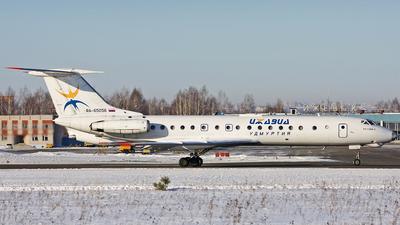 RA-65056 - Tupolev Tu-134A-3 - Izhavia
