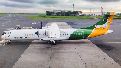 5H-PWG - ATR 72-212A(500) - Precision Air