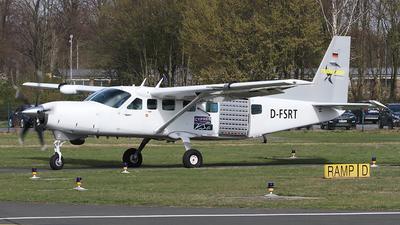 D-FSRT - Cessna 208B Grand Caravan - Paranodon Fallschirmsport