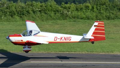 D-KNIG - Scheibe SF.25C Falke - Private