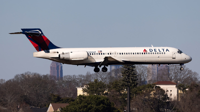 A picture of N948AT - Boeing 7172BD - Delta Air Lines - © JinZi