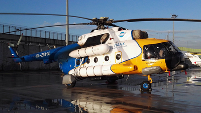 RA-25114 - Mil Mi-8MTV-1 Hip - PANH Helicopters