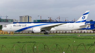 4X-EDL - Boeing 787-9 Dreamliner - El Al Israel Airlines