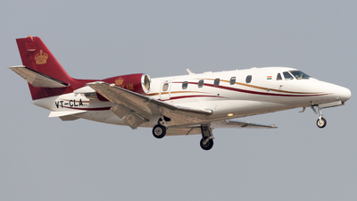 VT-CLA - Cessna 560XL Citation Excel - Private