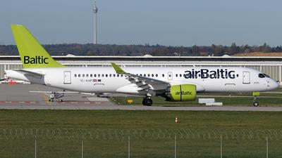 YL-AAP - Airbus A220-371 - Air Baltic