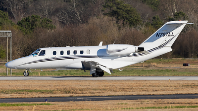 N707LL - Cessna 525A CitationJet 2 - Private