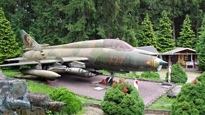 25-35 - Sukhoi Su-22M4 Fitter K - German Democratic Republic - Air Force
