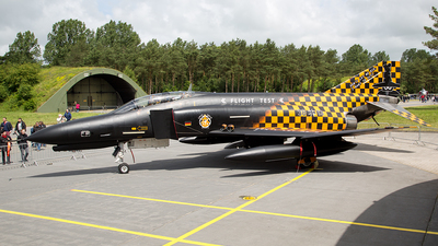 38-13 - McDonnell Douglas F-4F Phantom II - Germany - Air Force