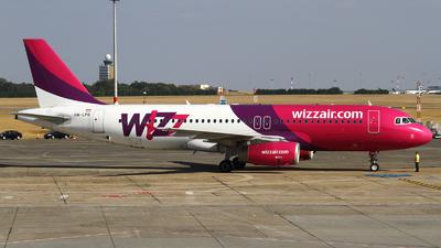 HA-LPB - Airbus A320-232 - Wizz Air