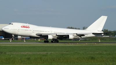4X-AXF - Boeing 747-258C - El Al Cargo