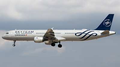 F-GTAE - Airbus A321-212 - Air France