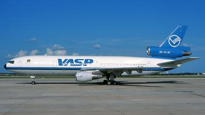 PP-SOM - McDonnell Douglas DC-10-30 - VASP