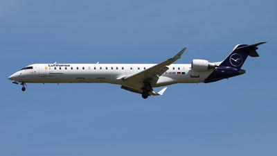 D-ACNP - Bombardier CRJ-900LR - Lufthansa CityLine