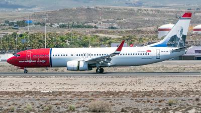 EI-FVP - Boeing 737-8JP - Norwegian