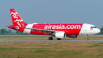 A picture of HSBBL - Airbus A320216 - AirAsia - © Amarase Pamarapa