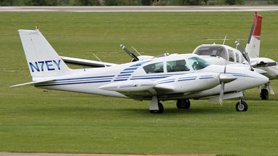 N7EY - Piper PA-30-160 Twin Comanche  - Private