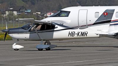 HB-KMR - Tecnam P2008JC MkII - Fliegerschule St.Gallen-Altenrhein