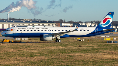 D-AVYD - Airbus A321-253NX - Chongqing Airlines