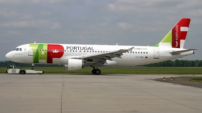 CS-TNY - Airbus A320-214 - TAP Portugal