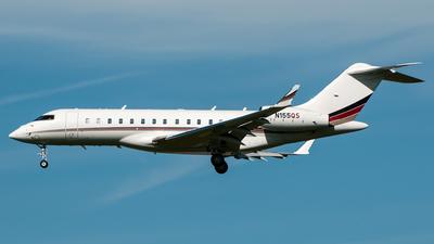 N155QS - Bombardier BD-700-1A10 Global 6000 - NetJets Aviation