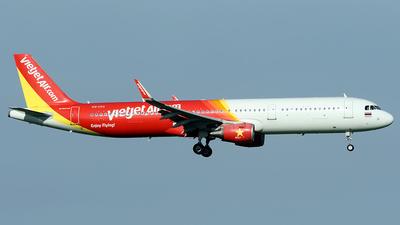 HS-VKG - Airbus A321-211 - Thai VietJet Air