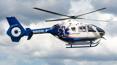 N986LF - Eurocopter EC 135T2 - Private