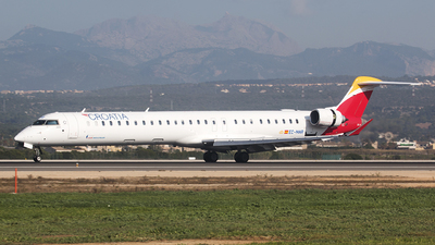 EC-MNR - Bombardier CRJ-1000 - Croatia Airlines (Air Nostrum)