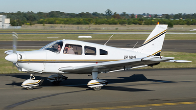 A picture of VHUWO - Piper PA28151 - [287715287] - © Jayden Laing
