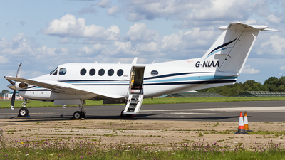 A picture of GNIAA - Beech B200 Super King Air -  - © Tim Lowe